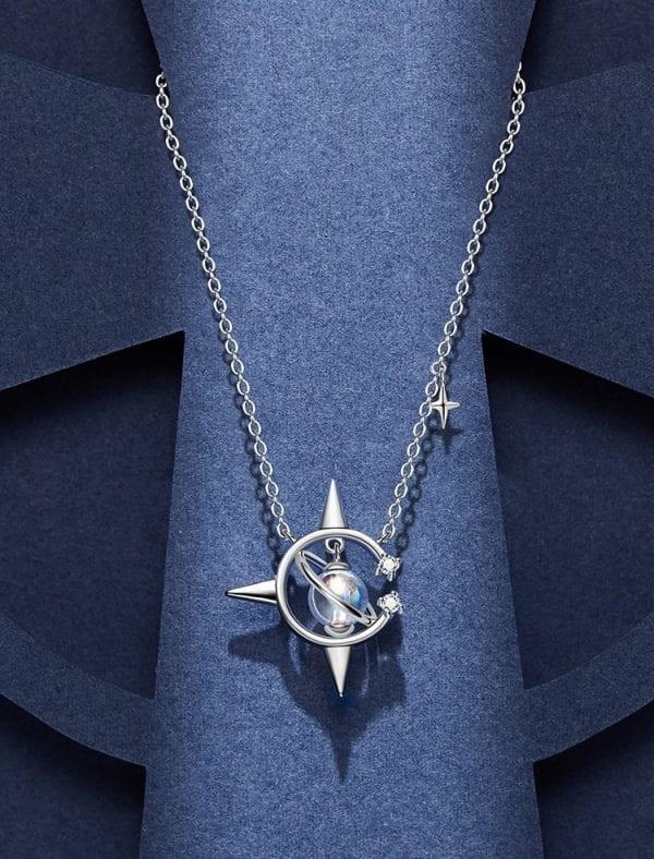 Starry Magician Necklace