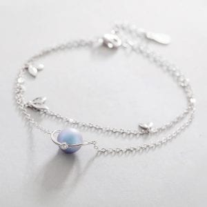 Midsummer Night Planet Bracelet
